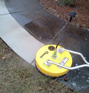 Pressure washing sng commercial maintenance for Concrete pressure washer